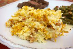 Crack Potatoes Take Two | Plain Chicken