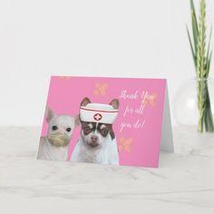 Thank you Nurse Chihuahua greeting card   chihuahua clothes diy, chihuahua yorkie mix puppies, chihuahua yorkie mix #chihuahuamiel #chihuahuaofinstagaram #chihuahuasantiago Chihuahua Quotes, Chihuahua Puppies, Thank You Nurses, Nurses Day, Terrier, Greeting Cards, Meme, Teddy Bear, Humor