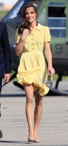 Copia il look in giallo di Kate Middleton per la Festa delle Donne (had to keep the Italian!)