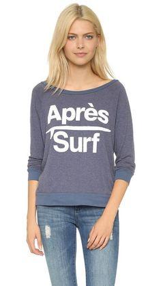 Sol Angeles Apres Surf Pullover