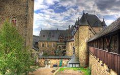 Castles Germany Burg an der Wupper Solingen Stone Cities