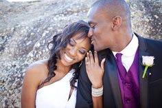 Destination Wedding in CapeTown, South Africa: Onyinye + Chima