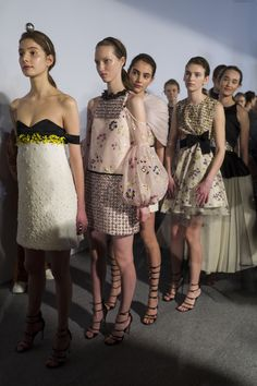 CR Fashion Book - GIAMBATTISTA VALLI SPRING 2016