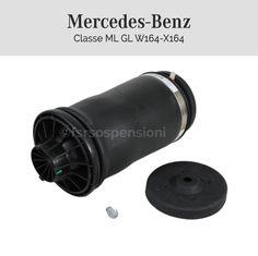 MERCEDES-BENZ CLASSE GL X164 MOLLA AD ARIA POSTERIORE SINISTRA – FSRSospensioni