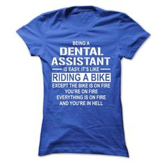 Being A Dental Assistant Hoodie/Tshirt - #oversized tshirt #black sweatshirt. TAKE IT => https://www.sunfrog.com/Funny/Being-A-Dental-Assistant-HoodieTshirt-Ladies.html?68278