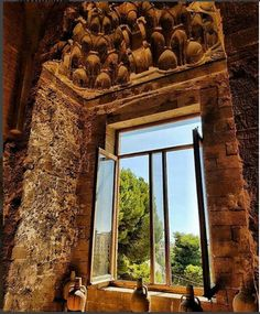 #Palermo. Anfore recuperate sopra le volte del Palazzo della Zisa Amphorae found inside the vaulted structures of the Zisa Palace Photo by @giusikokka  #summerinsicily   #artinsicily #yummysicily
