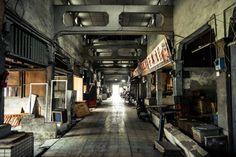 Old Ximen Market in Tainan