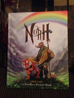 The Johns Family: Noah: A Wordless Picture Book GIVEAWAY