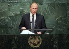 "Vladimir Putin Says The United States Is ""Dangerously"" Undermining World Order - BuzzFeed News"