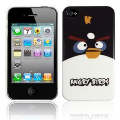 Coque Plastique Angry Birds iPhone 4 & 4S - (2)