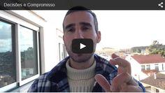 [Novo Vídeo] - http://youtu.be/viCk3RL-6tA  DECISÕES E COMPROMISSO  O que tens de fazer para obter para atingires os teus objetivos, é primeiro tomar a Decisão e depois assumires o compromisso...  Ver o Vídeo: http://youtu.be/viCk3RL-6tA