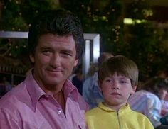 Dallas Bobby Ewing and Christopher