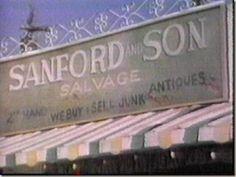 Redd Foxx Death | SANFORD AND SON starred Redd Foxx as junk dealer Fred G. Sanford