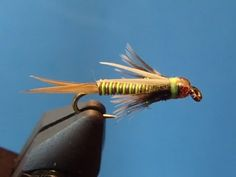 Hot Wire Prince Nymph