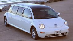 VW New Beetle Limo