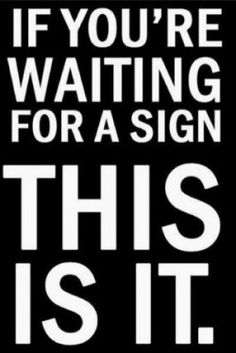 If you are waiting for a sign that your dreams and desires are ready for you - all you have to do is let go of the physical and mental stuff in the way....THIS IS IT! Stuff =Symbols That Undeniably Feel Fabulous. TRASH = (Things Resembling Authentic Success (that are truly) Hogwash). Learn more about the difference between STUFF and TRASH. Click here: http://modernmarried.com/lessons-in-decluttering-the-difference-between-stuff-and-trash/ #organizing #decluttering...