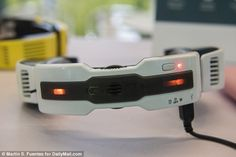 """#DailyMailUK ..... """"The G2G electric scarf will be available later this month for $150... Was showcased this week at CES Las Vegas by Taiwanese firm, Moai... It runs on an external battery pack that you fit into your coat pocket.""""....   Read more: http://www.dailymail.co.uk/sciencetech/article-3389913/Beat-cold-ELECTRIC-scarf-Bizarre-gadget-claims-warm-cool-press-button.html#ixzz3wgPsEVKb"""