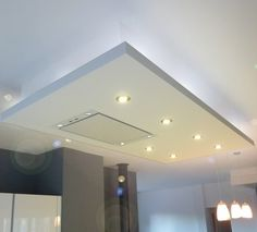 Plafond placo suspendu salon marocain pinterest salons and ceiling - Lumiere faux plafond ...