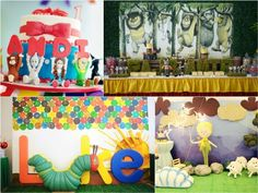 Party Planning 101: 5 Unique Kiddie Party Theme Ideas - Books-themed party