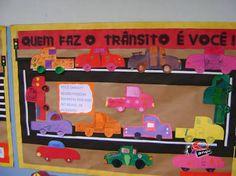 projeto transito na educação infantil - Pesquisa Google