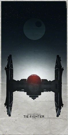Star Wars - TIE Fighter | #starwars #spaceship #design