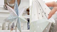 Du plus bel effet, cette étoile à sept branches en relief décorera à merveille votre maison ou votre sapin de Noël pour les fêtes.