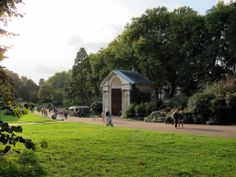 Queen Anne's Alcove, Hyde Park | Flickr - Photo Sharing!