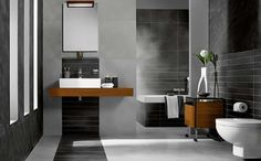 Villeroy and Boch....I am going to need my bathroom to look like this!
