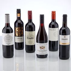 £54.00. Fine Red Wines 6 Bottle Case.  With a variety of countries and grape varietals represented, this case offers wine lovers the opportunity to compare classic wines from both the Old and New World.