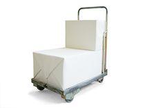 Soft Parcel Upholstered furniture   designed by Gabriella Gustafson and Mattias Stahlbom