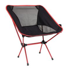 Foldable Fishing Chair Outdoor Portable Folding Seat Stool Camping Hiking Travel Kits Fishing Practical Tool