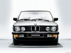 BMW 5-series e28 1981 1987