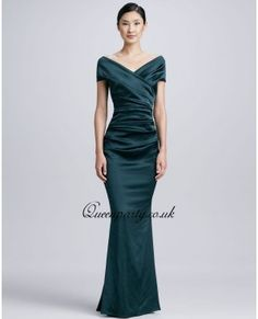 Bridesmaid Dress Option #3 (Add sleeves)