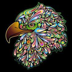 A bird of a different feather...... http://www.flickr.com/photos/bluedarkat/sets/72157631759608031/