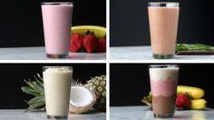 My dairy-free milkshake brings all the...