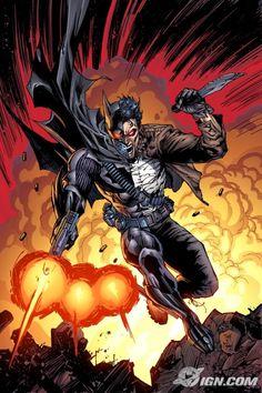 Batman-battle-for-the-cowl-20090430 by porqueyosoyfederic.deviantart.com on @DeviantArt
