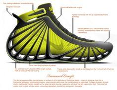 Footwear Designs by Rob Williams