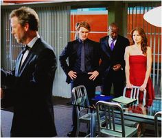 House M.D. - House, Chase, Foreman and Cameron - The original team - i loved this episode