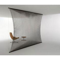 Franco Poli T. Net Room Divider