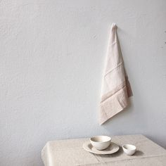 Shades of Sherbet: Kitchen Linens from By Mölle: Remodelista