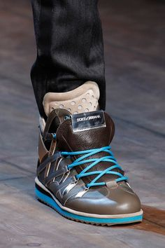 Dolce & Gabbana | Fall 2014 Menswear Collection | Style.com