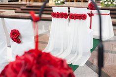 Alejka ślubna Red Roses