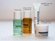 Dr. Belter  Skincare review samples