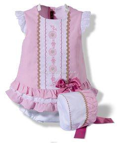 Jesusito rosa con capota