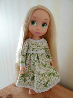 Animators Collection Rapunzel Doll