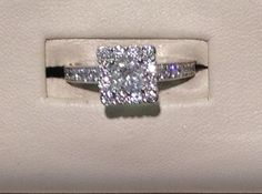 Zales perfection...I gotta have this ring,,,,,