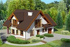 Modern Bungalow House, Iron Doors, Home Fashion, Windows And Doors, House Plans, Sweet Home, Villa, Home And Garden, House Styles