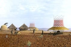 Support this brilliant design and help pull water out of thin air: http://inhabitat.com/support-the-brilliant-warka-water-design-to-pull-drinking-water-out-of-thin-air/