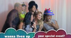 Are you ready to bring some fun to your event? Our photo booths are anything but ordinary! And will provide nothing but entertainment for your guests.  http://blacktieproductions.com/ or 1-800-232-9750  #wedding #weddingfun #blacktieproductions #photobooth #weddingphotobooth