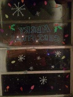 Great window decorations!